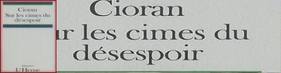 cioran